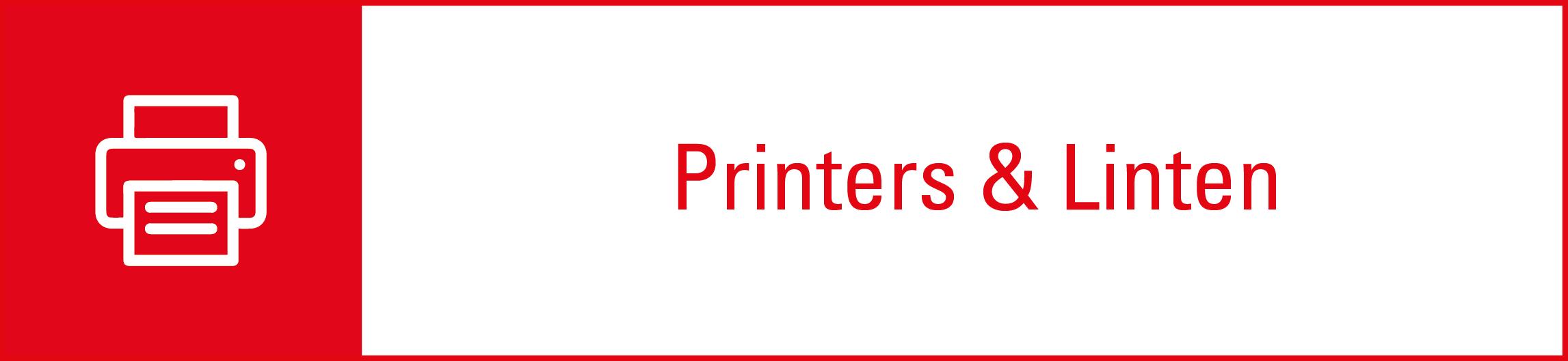 Buttons Printers & Linten